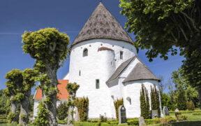 bornholm-østerlarsrundkirke