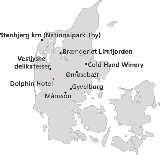 smagen af Danmark